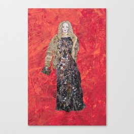 Collage Collection - Natasha Canvas Print