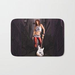Mush - Grunge Rocker Bath Mat