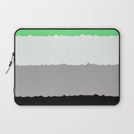 Agender Pride Laptop Sleeve
