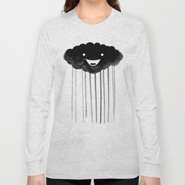 dark cloud Long Sleeve T-shirt