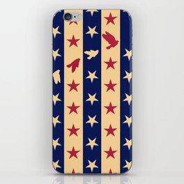 Stripes of Hope iPhone Skin