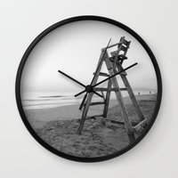sunrise Wall Clocks featuring Sunrise by Solar Designs