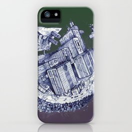 Puzzle iPhone Case