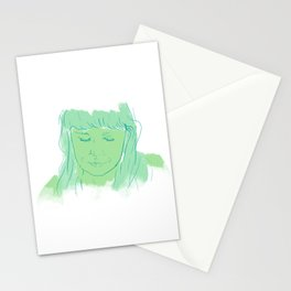 Alessi's Ark, another portrait I made, for purchasing here Stationery Cards