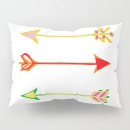 Arrow minded Pillow Sham