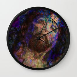 It is Finished: He still lives Wall Clock