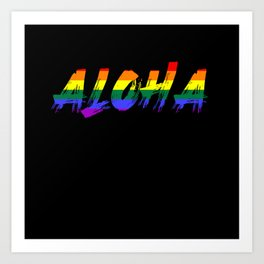 Aloha lesbian