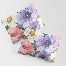Cosmic Flowers VI Pillow Sham