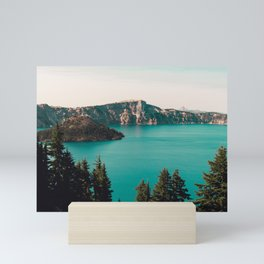 Dreamy Lake - Nature Photography Mini Art Print