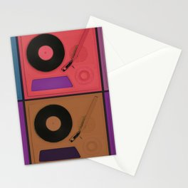 The Sounds of Colors  Stationery Cards
