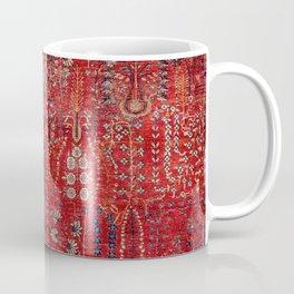 Sultanabad Arak West Persian Rug Print Coffee Mug