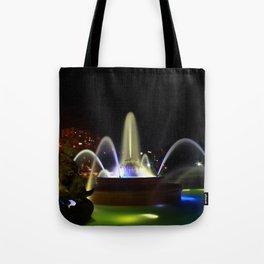 JC Nichols Memorial Fountain Tote Bag