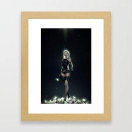 NieR: A2 Framed Art Print