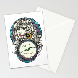The 3 Birds of Rhiannon Stationery Cards