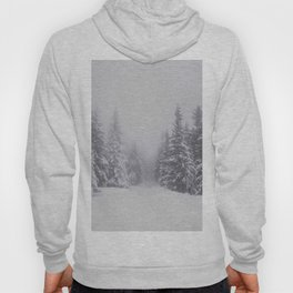 Winter walk - Landscape and Nature Photography Hoody