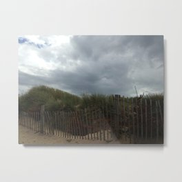 Fence can't keep me away Metal Print