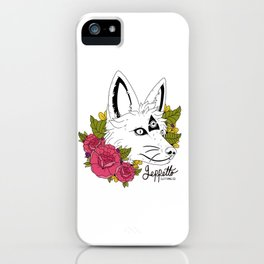 Geppetto Tri-Fox iPhone Case
