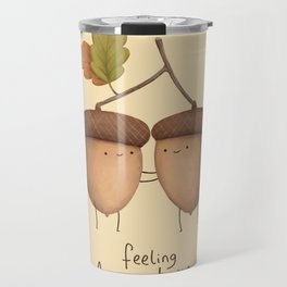 Feeling Awwwwtumnal Travel Mug