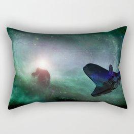 Destination 47 Rectangular Pillow