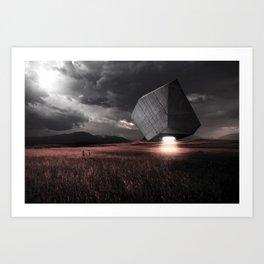 2095 Art Print
