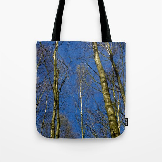 The Still forest Tote Bag