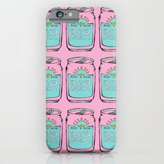 LET'S HAVE A BEER Slim Case iPhone 6s