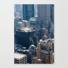New York City - Manhattan #2 Canvas Print