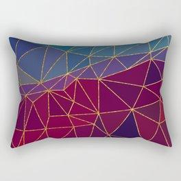 Autumn abstract landscape 7 Rectangular Pillow