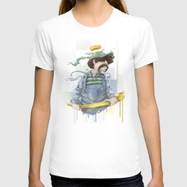 Luigi The Great T-shirt