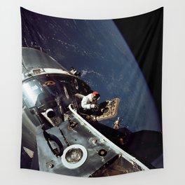 Apollo 9 - Spacewalk Wall Tapestry