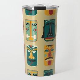 MCM Tiki Friends Travel Mug