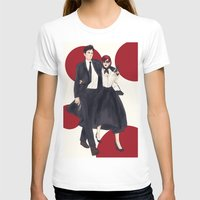 soviet T-shirts featuring Soviet Spouses on a Mission by Elithien