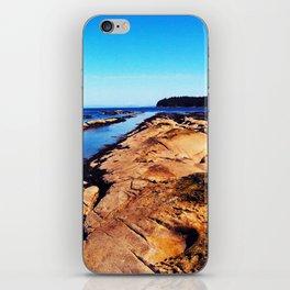 Perspective Rocks iPhone Skin