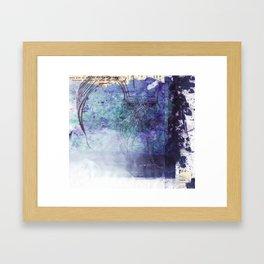 C e p h l a l o p o d  A p p l a u s e  Framed Art Print