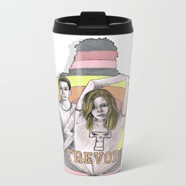 Trevor Metal Travel Mug