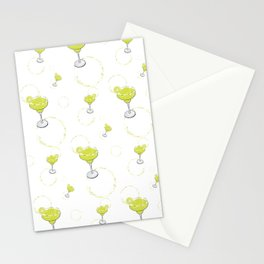 Margarita White  Stationery Cards