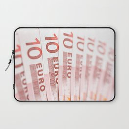 10 Euros Laptop Sleeve