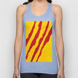 Catalan Rugby, Perpignan Unisex Tank Top