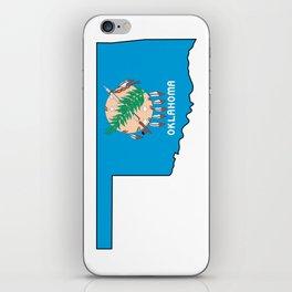 Oklahoma Love iPhone Skin