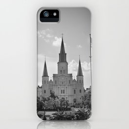 St. Louis Cathedral - Jackson Square, New Orleans iPhone Case