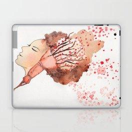 Just peachy Laptop & iPad Skin