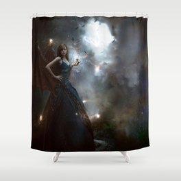 Elixir v2 Shower Curtain