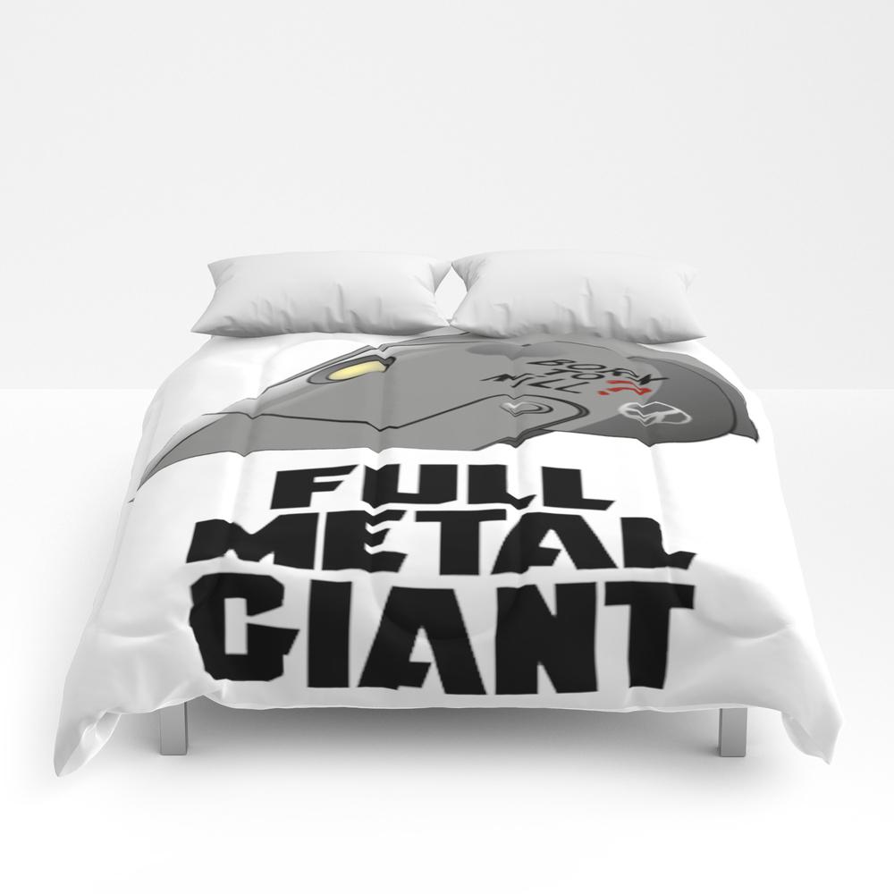 Full Metal Giant Comforter by Ngominhanhhfed CMF7905541