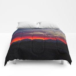 Darkness Ascending Comforters