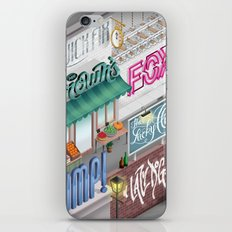 City Pangrams iPhone & iPod Skin