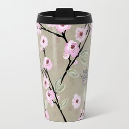 Japanese Spring Travel Mug
