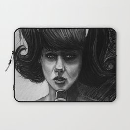 Singer of a Sad Song Laptop Sleeve