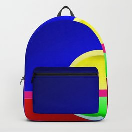 Heaven and hell ... Backpack