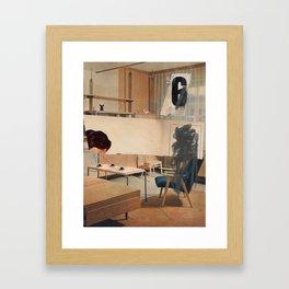 Quick (BDR) Framed Art Print