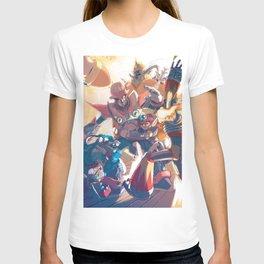Rockman Family T-shirt